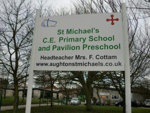 St Michael's C of E Primary School